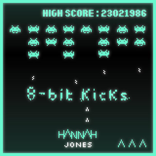 8 bit kicks